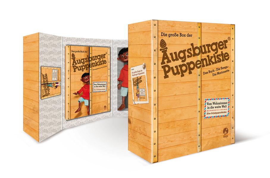 Die Augsburger Puppenkiste – Jubliäumsbox