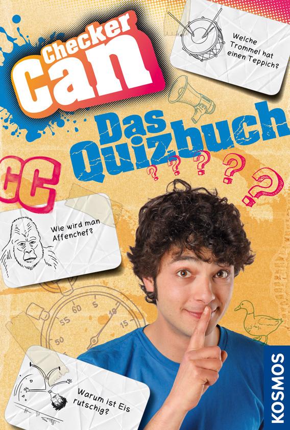 Checker Chan – Das Quizbuch