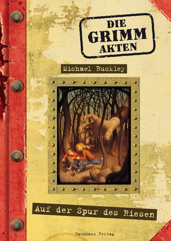 Die Grimm-Akten – Jugendbuchreihe