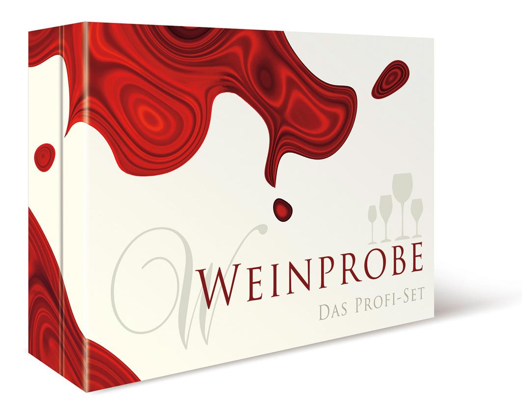 Weinprobe – Das Profi-Set