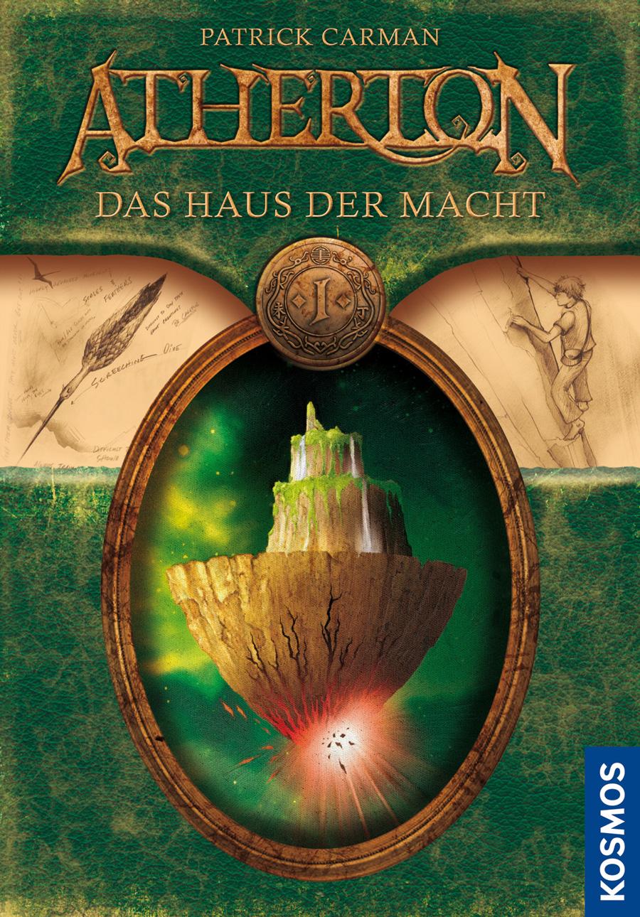 Atherton – Jugendbuchreihe in drei Bänden