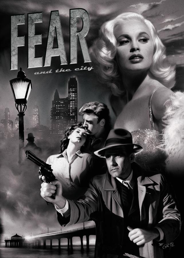 Plakat Fear