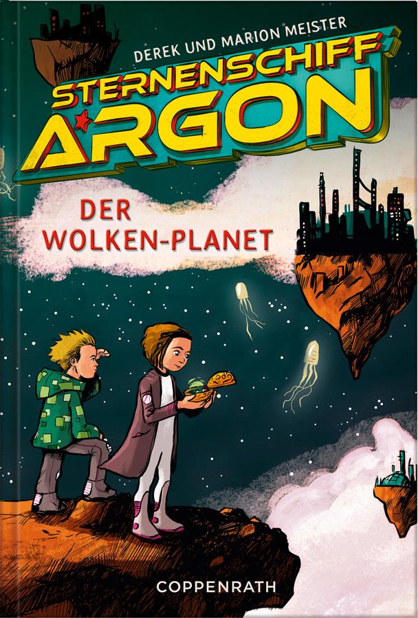 Die Sternenschiff Argon-Reihe