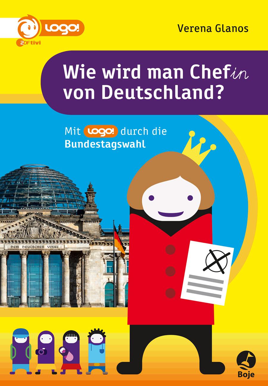 Wie wird man Chefin von Deutschland?  Wie war das mit der Mauer?