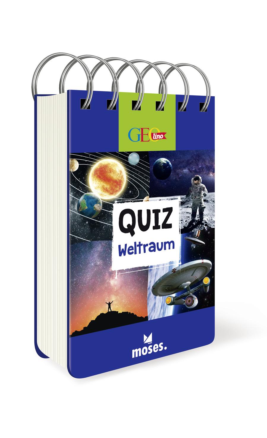 Die Geolino-Quiz-Reihe