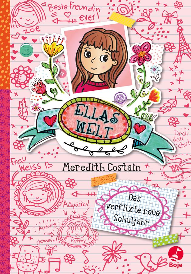 Ellas Welt – Eine bunte Tagebuchreise